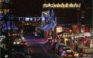 Granville Island Christmas