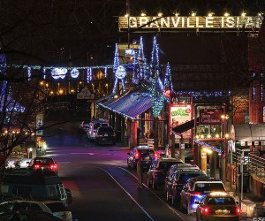 Granville Island Christmas