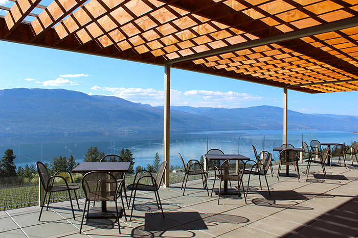 This April weu0027re very pleased to be able to feature wines from Arrowleaf Cellars recently named the #2 winery in all of Canada. & Our April feature winery is Arrowleaf Cellars - Dockside Seafood ...