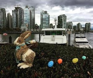 Easter at Dockside