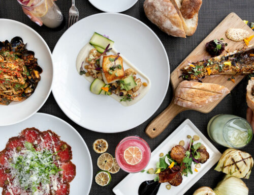 Dockside's new Fall menus have arrived