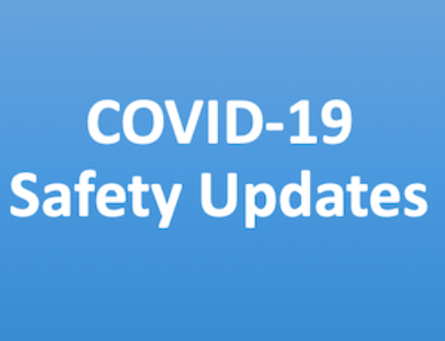 COVID-19 Health and Safety Update.