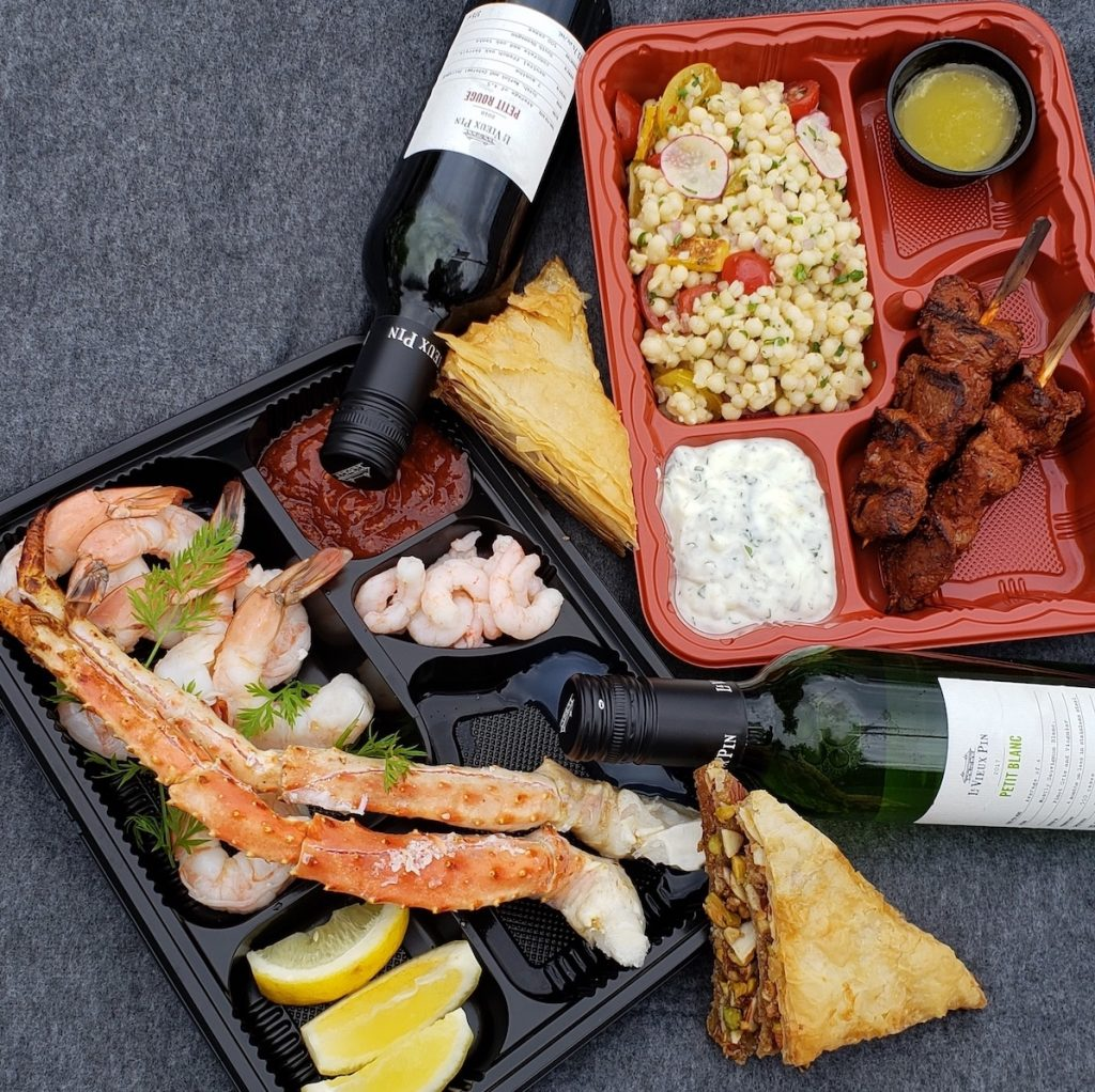 Seafood Picnic Pack